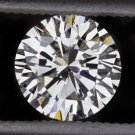 0.88ct ROUND BRILLIANT VERY GOOD CUT DIAMOND EGL-USA CERTIFIED H SI2 ENGAGEMENT