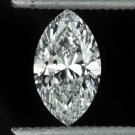 GIA CERTIFIED E SI2 LOOSE MARQUISE SHAPE DIAMOND VERY GOOD CUT 1/2 CARAT 0.50CT