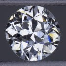 0.67ct GIA CERTIFIED I VS2 ROUND DIAMOND LOOSE OLD EUROPEAN CUT ENGAGEMENT 3/4ct