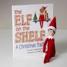 Elf on a shelf (red boy scout elf)
