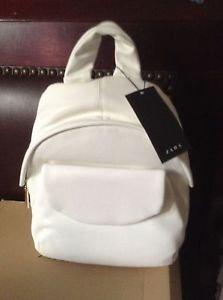 Zara woman medium backpack BNWT white