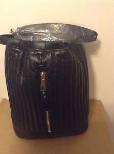 Zara woman Casual backpack BNWT Black