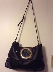 Zara woman convertible cross body bag BNWT black M