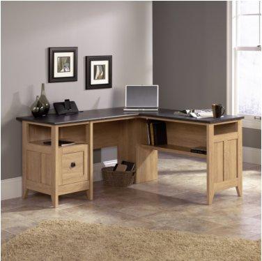 Sauder Select Collection L-Shaped Desk