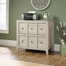 Sauder Anywhere Solutions Filing Cabinet, 2 Drawers, Chalked Chesnut