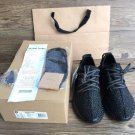 Yeezy Boost 350 - Pirate Black (VIDEO AVAIL)
