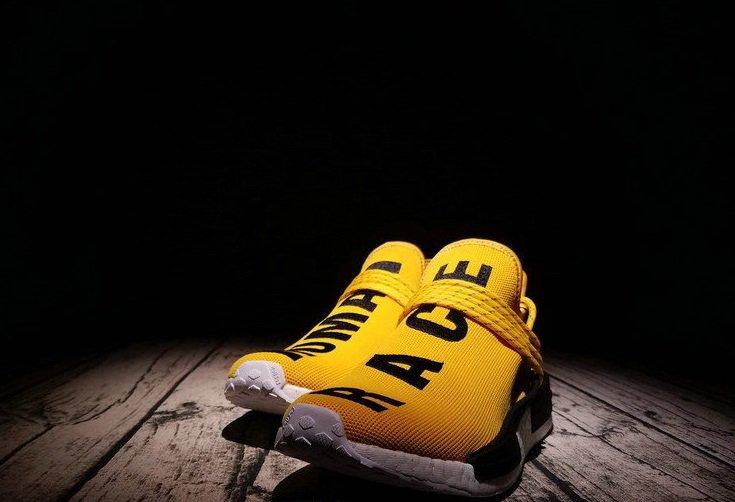 Human Race - Yellow