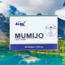 Shilajit Pure,Mumio,Mumijo,Mumiyo Siberian 60 x 200mg, 60 Tablets