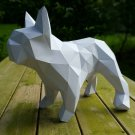 The Bulldog, DIY pattern, DIGITAL PRODUCT