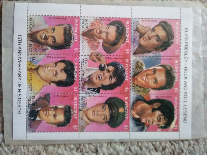 Stamp usa