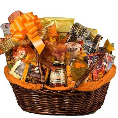 Gourment food basket