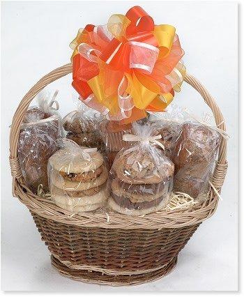 Low sugar bake cookies giftbadket