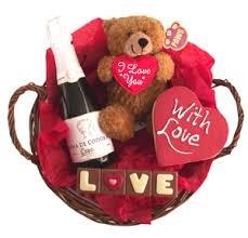 Classic Valentine Giftbasket