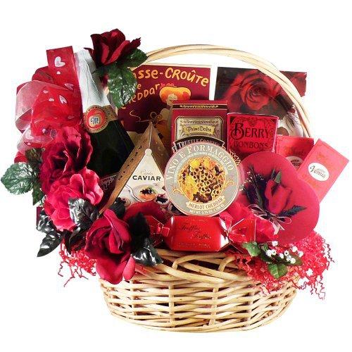 Basic Valentine Giftbasket
