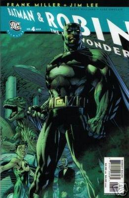 ALL-STAR BATMAN AND ROBIN # 4