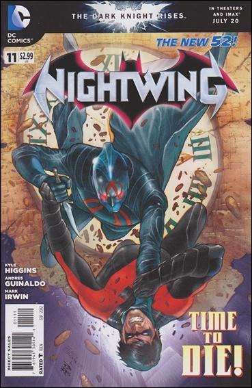 NIGHTWING # 11 (2012) NEW 52