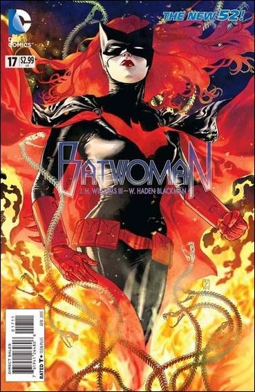 BATWOMAN # 17 NEW 52 (2013)