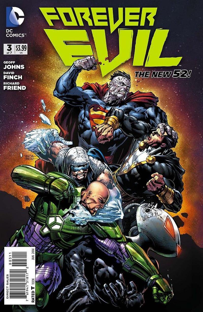 Forever Evil #3 [2013] *The New 52*