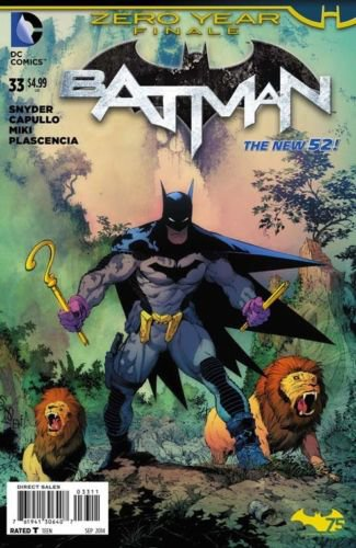 Batman #33 [2014] VF/NM *The New 52*