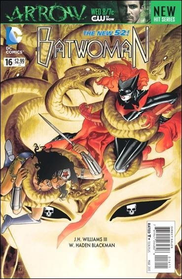 Batwoman #16 [2013] VF/NM *The New 52!*