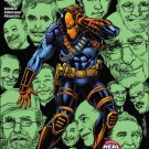 Deathstroke #15 Neal Adams Variant Cover [2016] VF/NM DC Comics