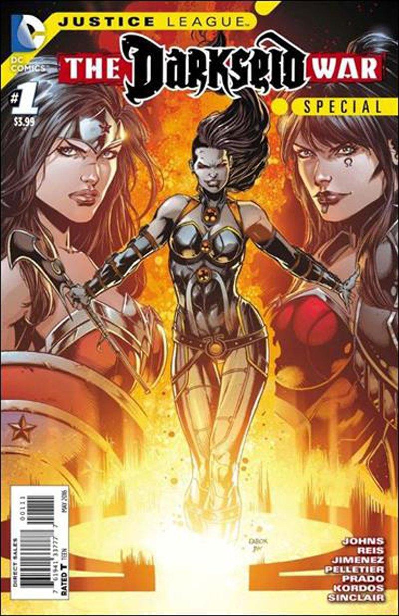 Justice League Darkseid War Special #1 [2016] VF/NM DC Comics