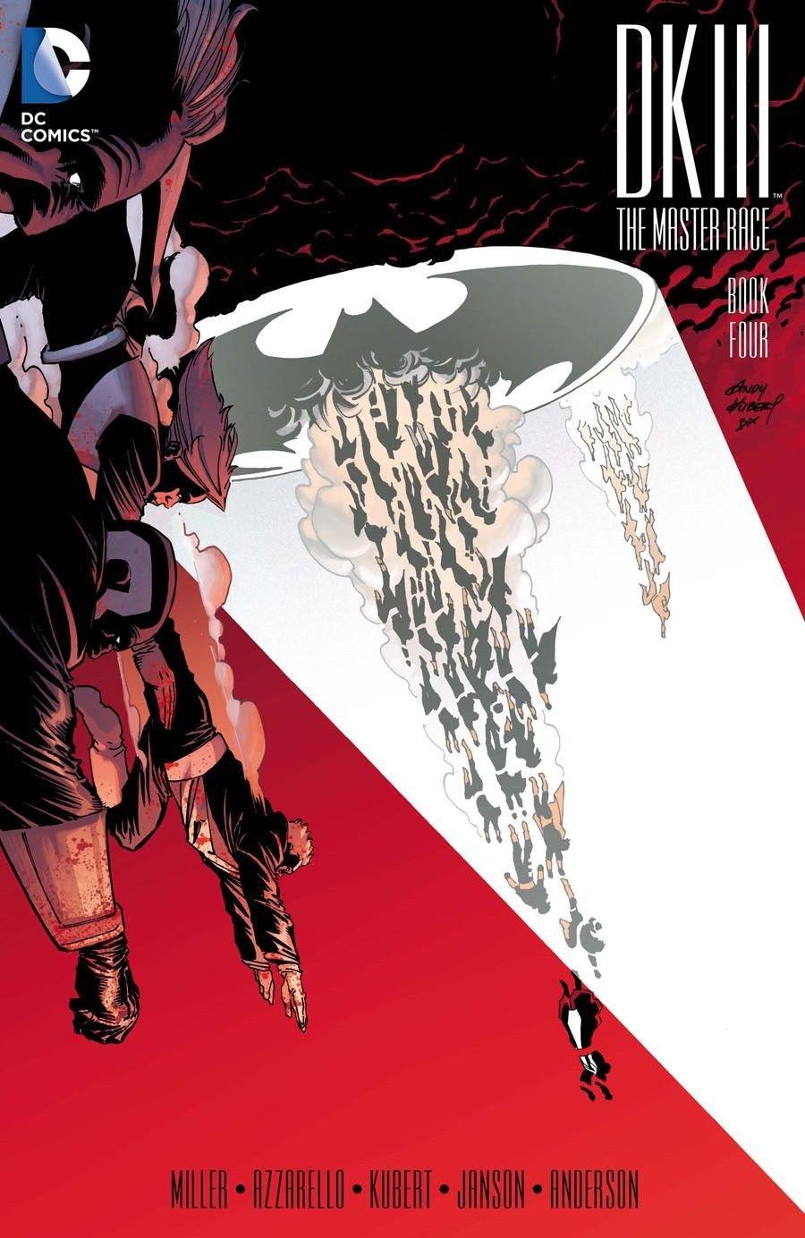 Dark Knight III: The Master Race #4 [2016] VF/NM DC Comics