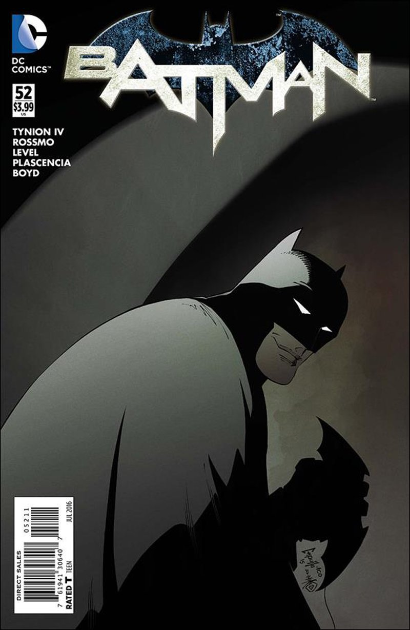 Batman #52 [2016] VF/NM DC Comics