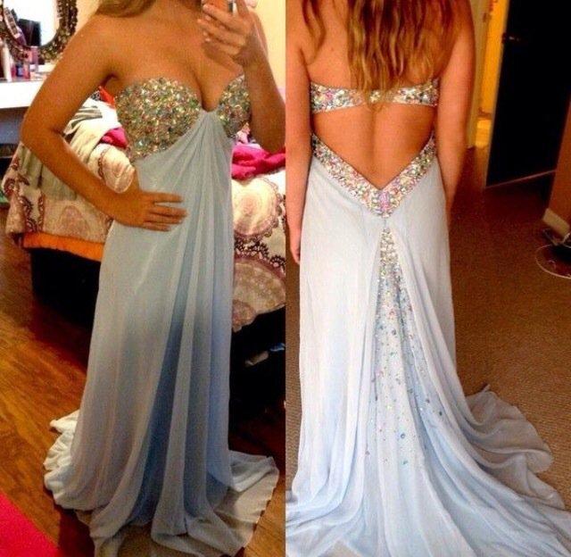 Long Prom Dress, Long Prom Dresses, Evening Dress