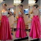 Long Prom Dress,Backless Prom Dresses,Applique Evening Dress