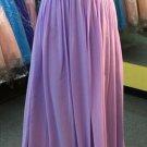 Long Lavender Prom Dress,Spaghetti Straps Prom Dresses,A-Line Evening Dress