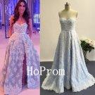 Sweetheart Prom Dress,Applique Prom Dresses,Long Evening Dress