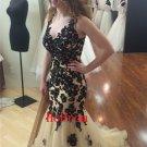 Floor Length Prom Dress,Straps Prom Dresses,Mermaid Evening Dress
