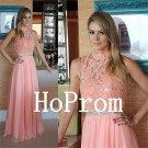 High Neck Prom Dress,Sleeveless Prom Dresses,Evening Dress