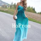 A-Line Prom Dress,Sweetheart Chiffon Prom Dresses,Evening Dress