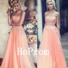 A-Line Beaded Prom Dress,Strapless Prom Dresses,Evening Dress