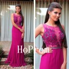 Elegant Prom Dress,A-Line Prom Dresses,Evening Dress