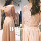 A-Line Prom Dress,Sleeveless Prom Dresses,Evening Dress