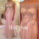 Off Shoulder Prom Dress,Beaded Long Prom Dresses,Evening Dress