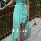 High Low Homecoming Dress,Swetheart Homecoming Dresses,Prom Dress