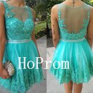 Lace Short Homecoming Dress,Sleeveless Homecoming Dresses,Prom Dress