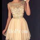 Sequined Short Homecoming Dress,Off Shoulder Homecoming Dresses,Prom Dress