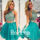 Racer Back Homecoming Dress,Short Homecoming Dresses,Prom Dress