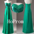 Simple Green Prom Dress,A-Line Prom Dresses,Evening Dress