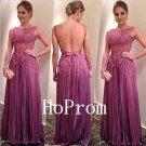 Stunning Prom Dress,A-Line Prom Dresses,Evening Dress