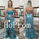 Spaghetti Straps Prom Dress,Backless Prom Dresses 2017