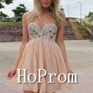 Sweetheart Prom Dress,Sparkly Beaded Prom Dresses  2017