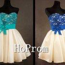 A-Line Homecoming Dresses,Short Mini Prom Dresses