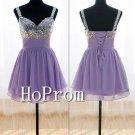 Spaghetti Straps Homecoming Dresses,Sequin Prom Dresses