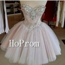 A-Line Homecoming Dresses,Sweetheart Prom Dresses